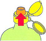 ちゅうLIPパタカラ/口の筋力増強用品使用方法3