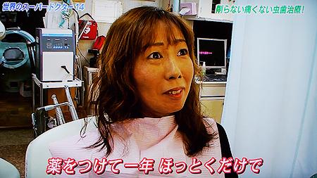 ドックベストセメント治療東京画