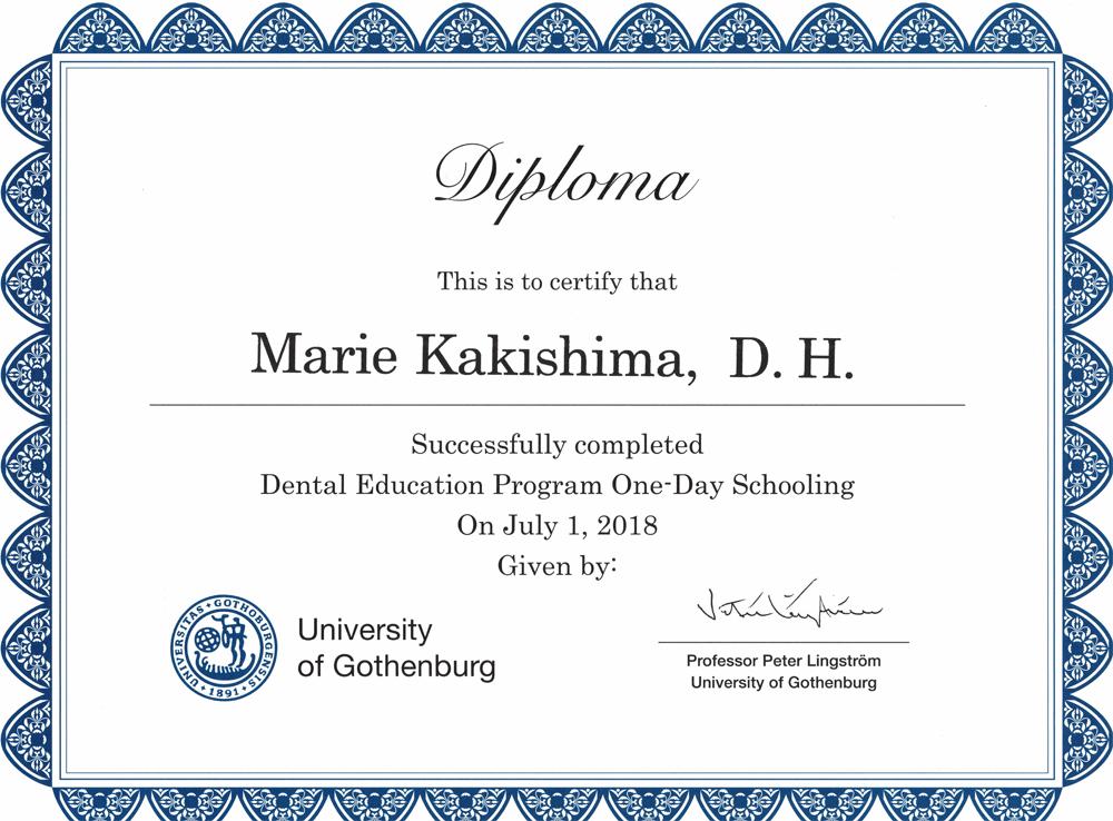 霞が関,歯科医院,大学研修修了