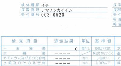 歯科医院感染予防POICウォーター検査s
