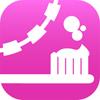 矯正歯磨きアプリ/矯正歯磨き貯金アイコン