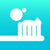 歯磨きアプリ/歯磨き貯金アイコン