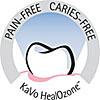 ヒールオゾン治療東京/歯を削らない虫歯治療ロゴ