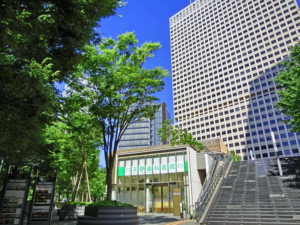 東京都千代田区霞が関天野歯科医院進路