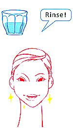 歯のエナメル質修復歯磨きアパガードリナメル使用法3