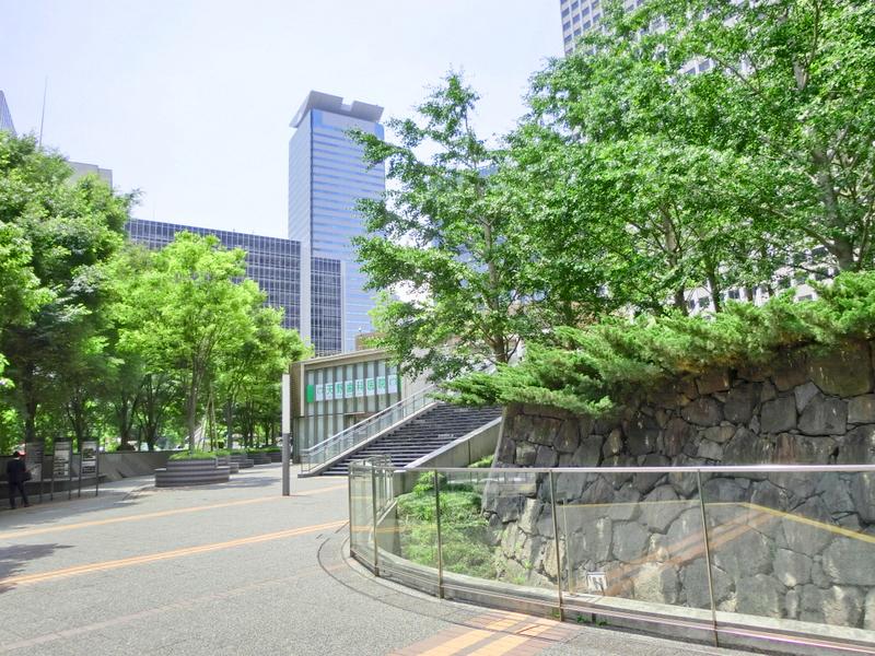 東京都虎ノ門の天野歯科医院道順