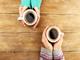 コーヒー紅茶の歯の茶渋を落す方法
