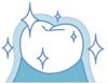 歯の強化/歯を強くする歯質強化歯
