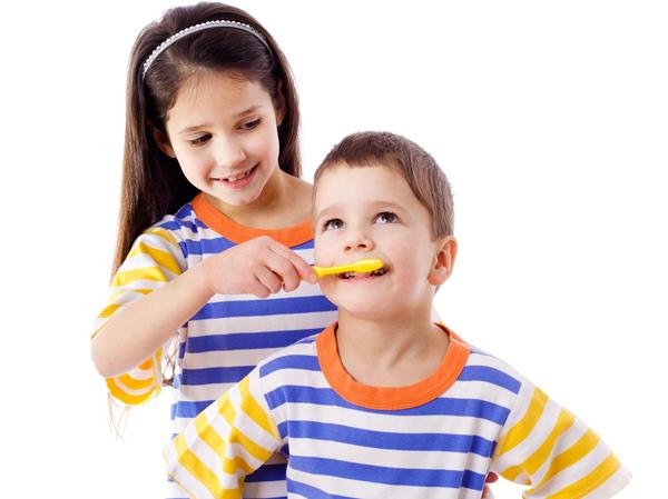 虫歯にならない歯磨き方法1