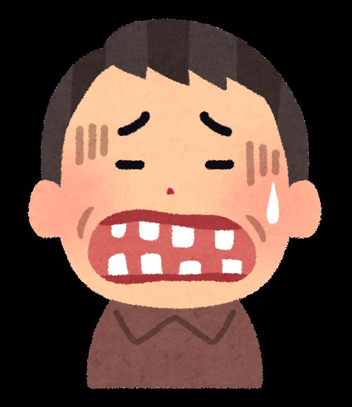 新型コロナウイルス初期症状/味覚障害/味覚異常/歯周病口腔ケア/歯周病菌
